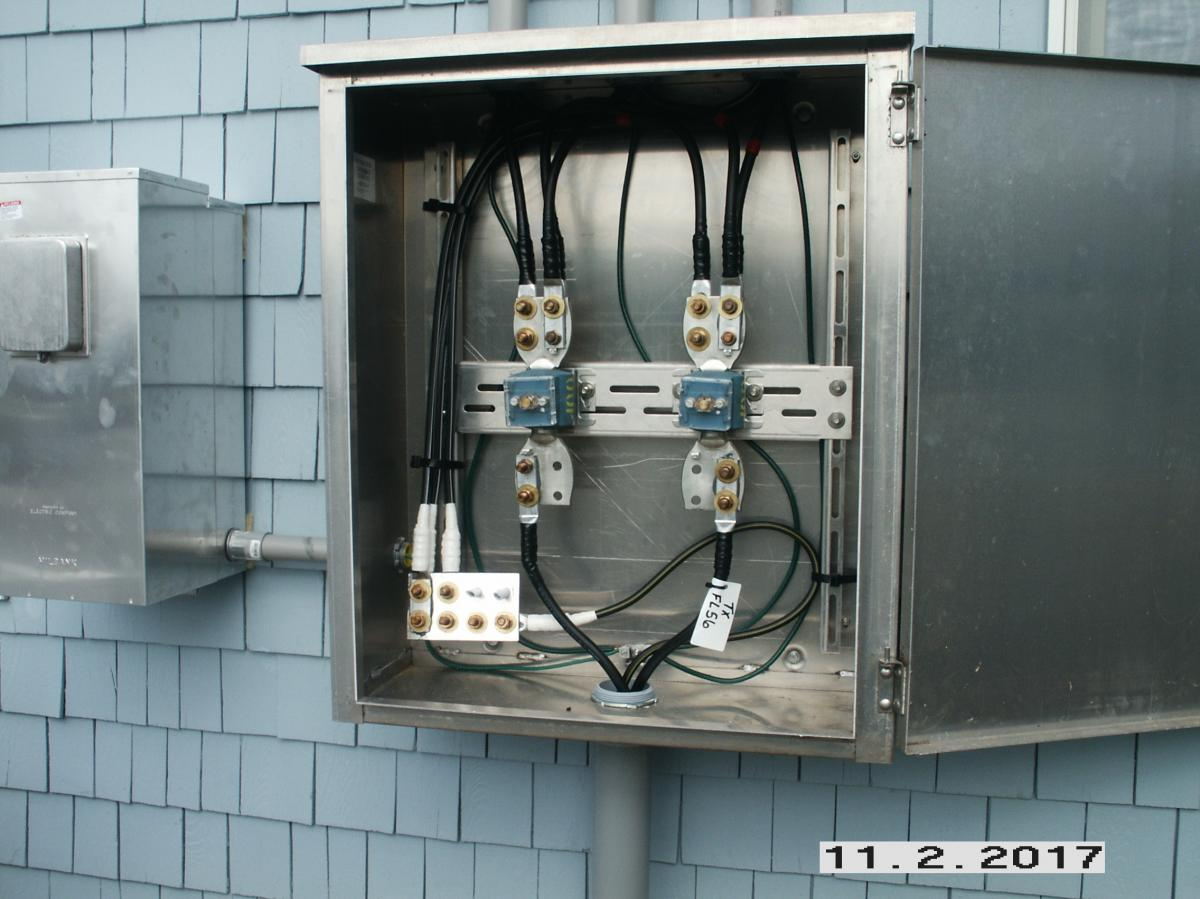 Electrical Service Upgrade: – His & Her Electric, LLC