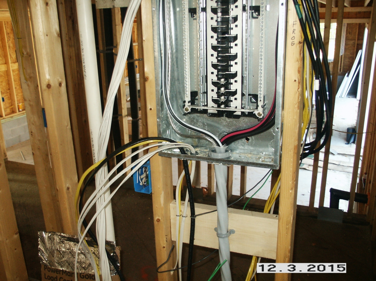 Commercial Wiring Rough In Schematic Diagrams New Construction Gallery His Her Electric Llc Bathroom Gfci Diagram